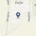 """Centrum Medyczne """"Hipokrates"""" w Gnieźnie na mapie"""