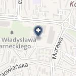Centrum Dializ Fresenius na mapie