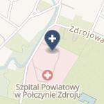 Przyjazny Szpital w Połczynie Zdroju na mapie