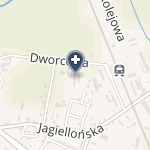 Szpital Powiatowy w Gryfinie na mapie