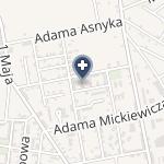 Dormar Zakład Rehabilitacyjny Dorota Szymańska na mapie