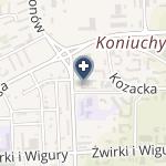 Prywatny Gabinet Okulistyczny Jolanta Winczakiewicz; Oko Medica na mapie