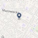 NZOZ Twoje Zdrowie Piotr Szabelski na mapie