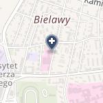 Wojewódzki Szpital Dziecięcy im. J. Brudzińskiego w Bydgoszczy na mapie