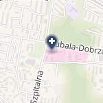 Wielospecjalistyczny Szpital Miejski im. Dr E. Warmińskiego SPZOZ w Bydgoszczy na mapie