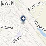 NZOZ Przychodnia Lekarska w Ciechocinku - Bogusława Kędzierska na mapie