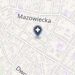 """NZOZ """"Radwan"""" w Bydgoszczy na mapie"""