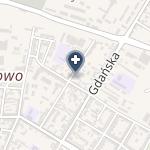 "NZOZ ""Komorowska"" na mapie"