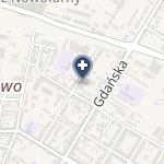 Gabinet Laryngologiczny Elżbieta Wołyniec - Zawiślak na mapie