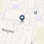 Zygmuntowska Hanna - Gabinet Ortodontyczny na mapie