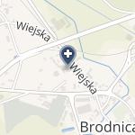 Zespół Opieki Zdrowotnej w Brodnicy na mapie
