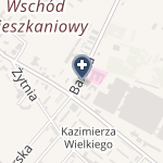"""Centrum Diagnostyczno - Lecznicze """"Barska"""" na mapie"""
