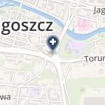 Oddział Kujawsko - Pomorski Polskiego Związku Głuchych na mapie