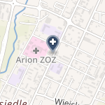 SMH na mapie