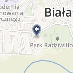 """NZOZ """"Okulista"""" Grzegorz Jobda, Dariusz Czop na mapie"""