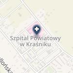 SPZOZ w Kraśniku na mapie