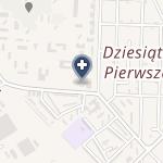 SPSW im. Jana Bożego w Lublinie na mapie