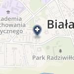 ISPL Lekarz Jolanta Pracoń Poradnia Dermatologiczno-Wenerologiczna na mapie