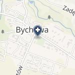 SPZOZ w Bychawie na mapie