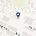Ośrodek Medyczny Dmp na mapie