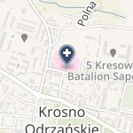 Zachodnie Centrum Medyczne na mapie
