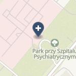 NZOZ Gorzowskie Centrum Zabiegowo Diagnostyczne na mapie
