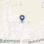 Rehabilitacja Lecznicza Monika Piotrowska na mapie