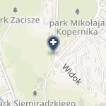 Gabinety Lekarskie Otolaryngologiczne Z. Kogut i E. Ciosmak-Stępień na mapie