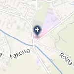 Szpital Międzyrzecki na mapie