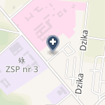 "NZOZ ""Ada-Med"" na mapie"