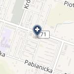 Centrum Medyczne Ka-Med na mapie