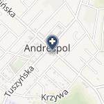 Medar Pro na mapie
