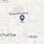 Bełchatowskie Centrum Medyczne NZOZ na mapie