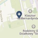 SPZOZ Uniwersytecki Szpital Kliniczny Nr 4 im. Marii Konopnickiej na mapie