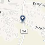 NZOZ Centrum Stomatologiczne Aneta Czyż-Ojczyk na mapie