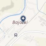"""Spółdzielnia Inwalidów """"Karpaty"""" na mapie"""