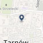Tarnowskie Centrum Specjalistyczne Vivamed Bis na mapie