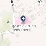 """Centrum Medyczne """"Ujastek"""" na mapie"""