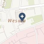 SPZOZ Szpital Uniwersytecki w Krakowie na mapie