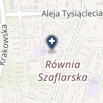 "NSZOZ ""Audiomed"" na mapie"