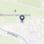 Szpital Specjalistyczny im. J. Dietla na mapie