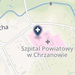 Małopolskie Centrum Sercowo-Naczyniowe Paks - Chrzanów na mapie