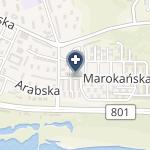 """Centrum Medyczne """"Saska Kępa"""" Specjalistyka i POZ na mapie"""