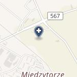 """NZOZ """"Medidiab"""" na mapie"""