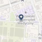 Szpital Kliniczny Dzieciątka Jezus na mapie