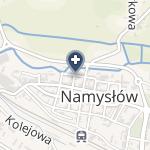 116 Szpital Wojskowy z Przychodnią SPZOZ na mapie
