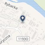 ISPL - Grażyna Pawłowska-Cetnarowska na mapie
