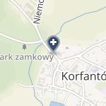 Opolskie Centrum Rehabilitacji na mapie