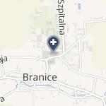 Specjalistyczny Szpital im. Ks. Biskupa Józefa Nathana w Branicach na mapie