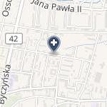 Zdzisława Hadzik Prywatna Poradnia Dentystyczna na mapie